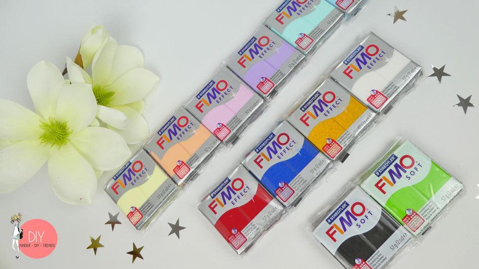 Bastelideen für Kinder mit FIMO