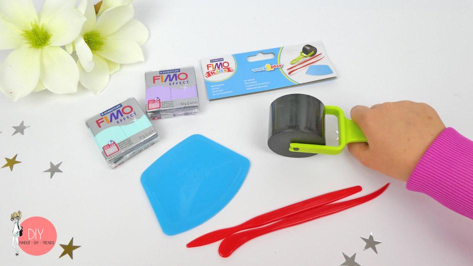 Werkzeug zum Modellieren für Knete oder Fondant