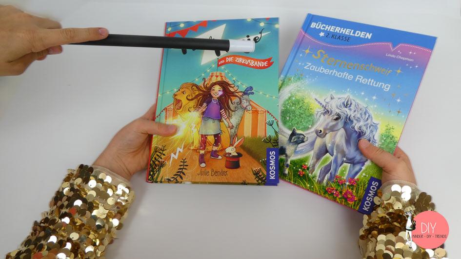 Mia Magie, Sternenschweif und Zauberstab von KOSMOS