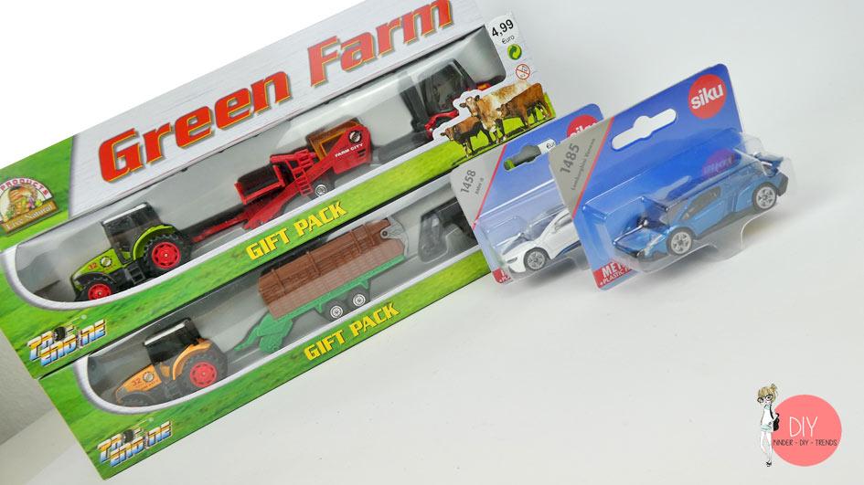 SIKU Fahrzeuge Modellautos zur Einschulung