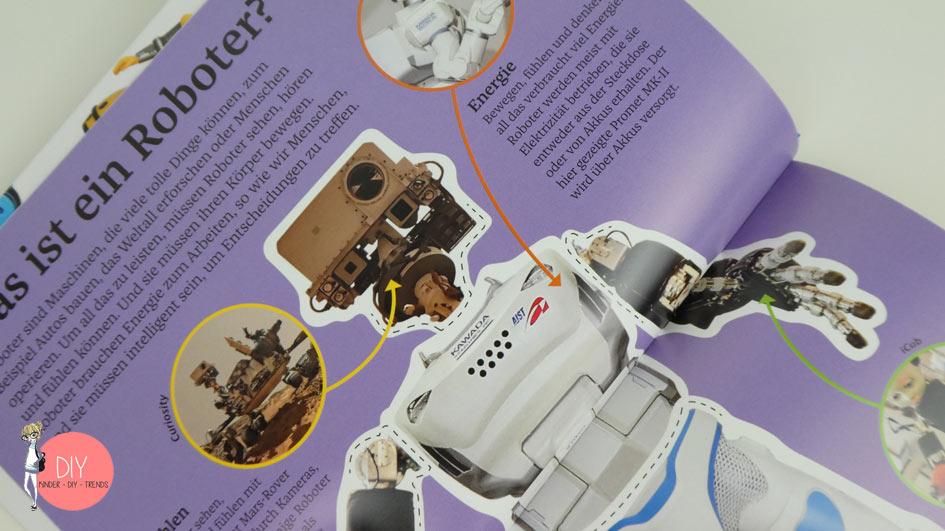 Was ist ein Roboter? Bücher für Kinder