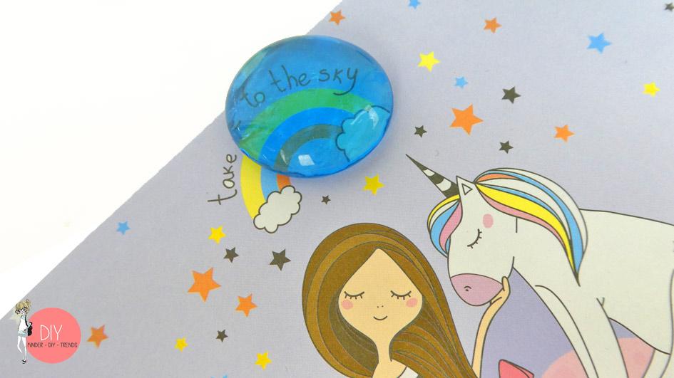 Meerjungfrau Dekoration für den Kindergeburtstag selber machen