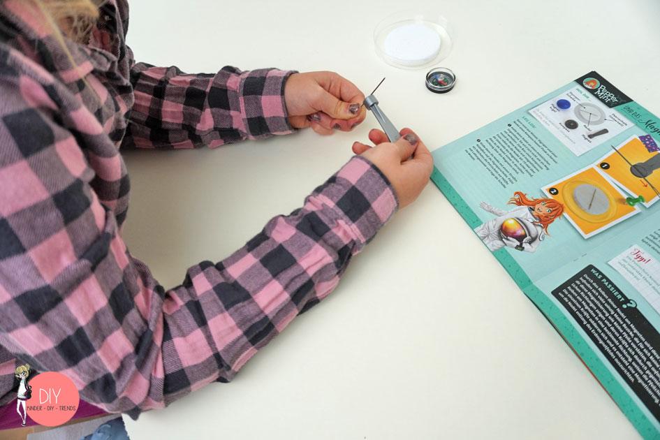 Spaß mit Magnete - Einfache Experimente in Physik
