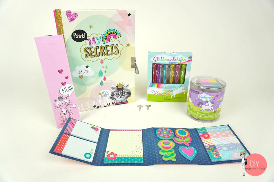 Was braucht man zum Tagebuch schreiben? Wir zeigen Schreibförderung für Kinder
