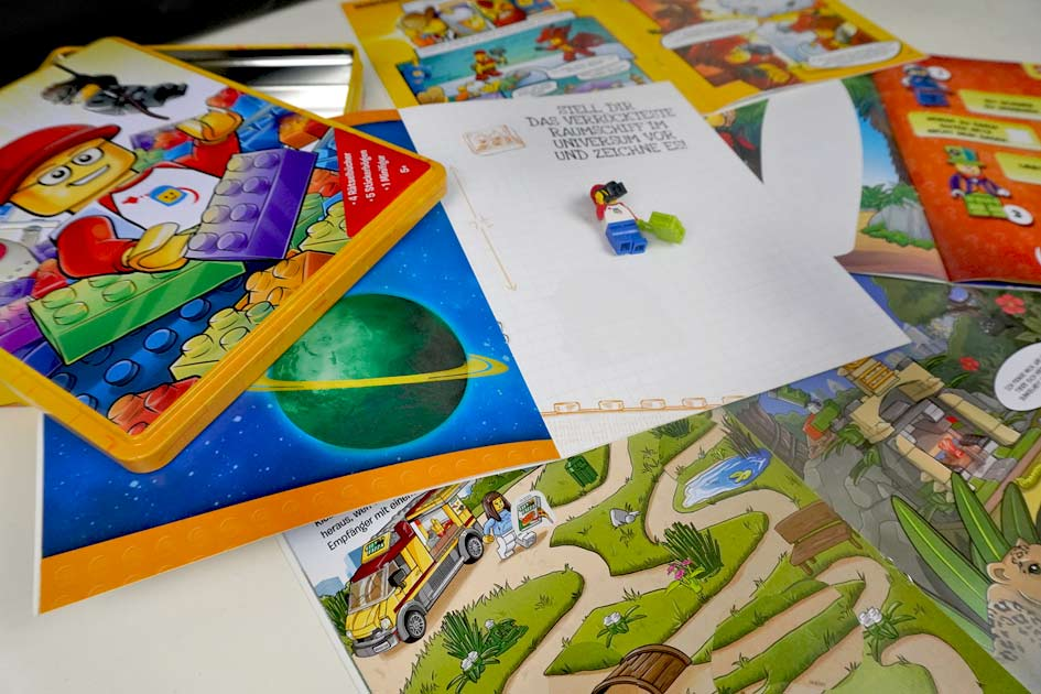LEGO ICONIC Box, Ameet Verlag