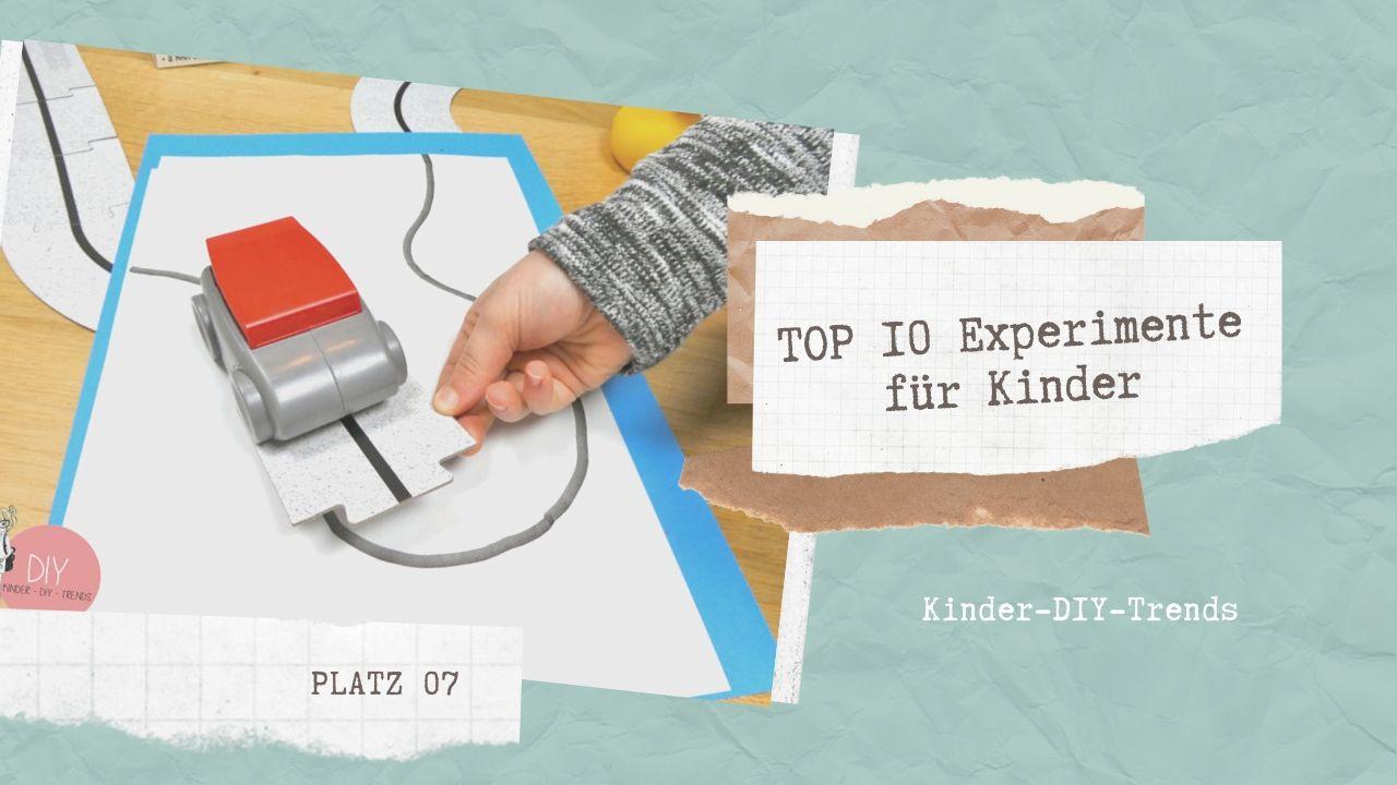 Das sind die TOP 10 Experimente für Kinder Platz 7