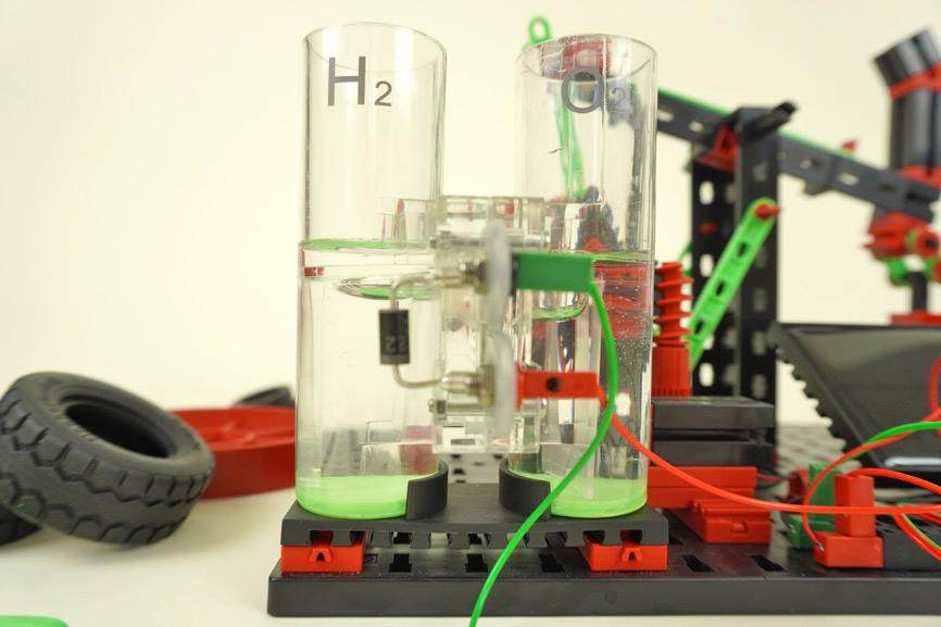 Brennstoffzelle Experiment: So funktioniert eine Brennstoffzelle