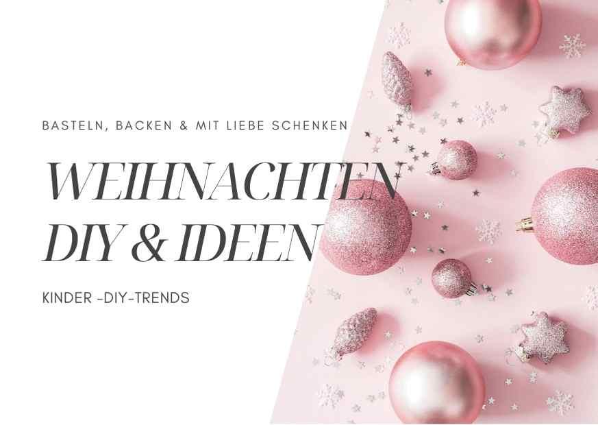 Ideen für Weihnachten für Kinder