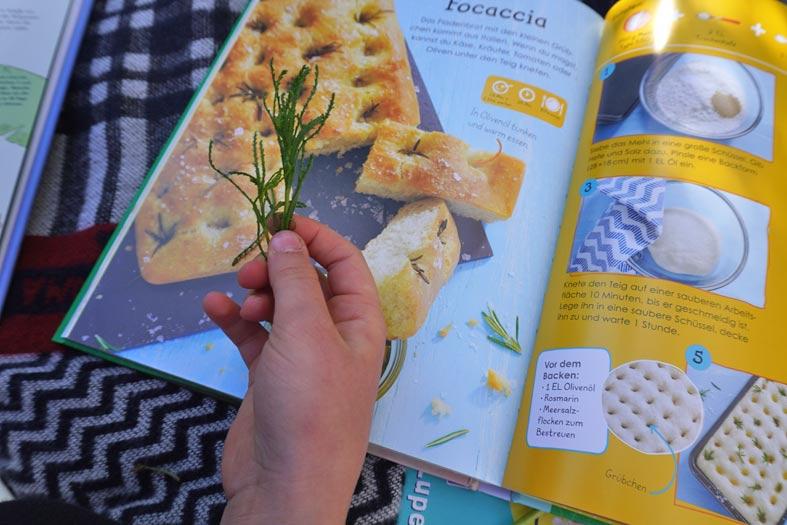 Naturnahe Erziehung und Kochen mit Kindern - Kinder-DIY-Trends