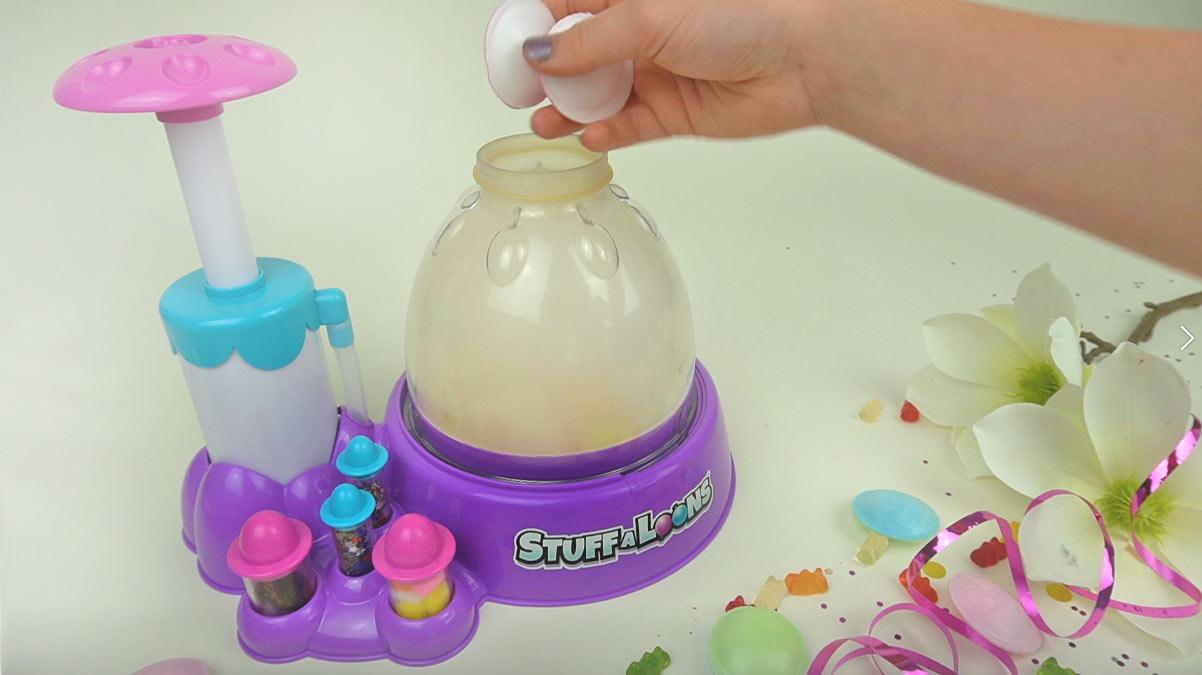 Füllung für Stuff-A-Loons mit Sweets