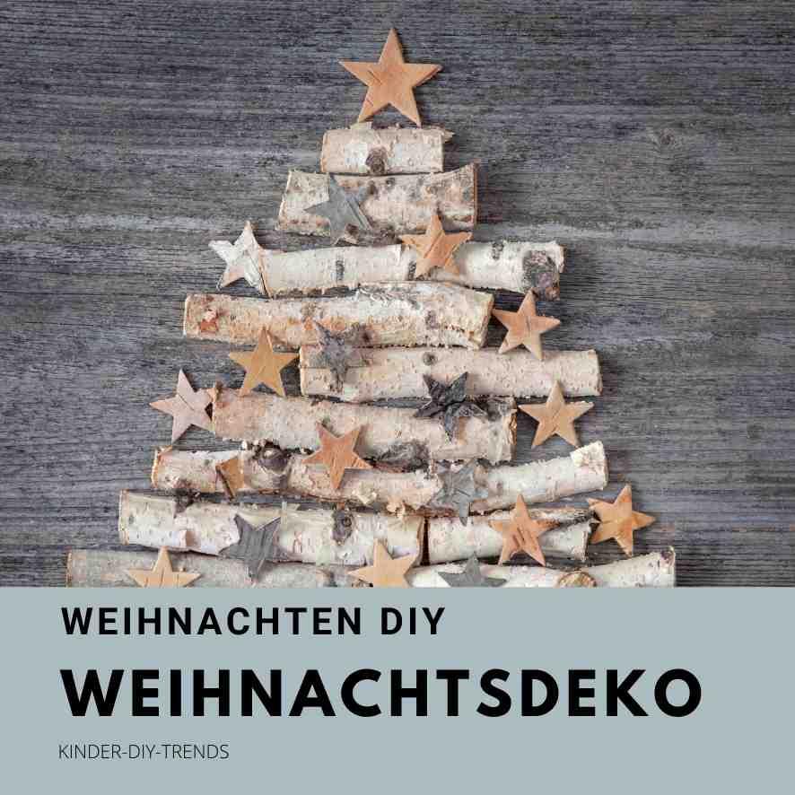 Weihnachtsdeko selber machen - Anleitungen & Vorlagen