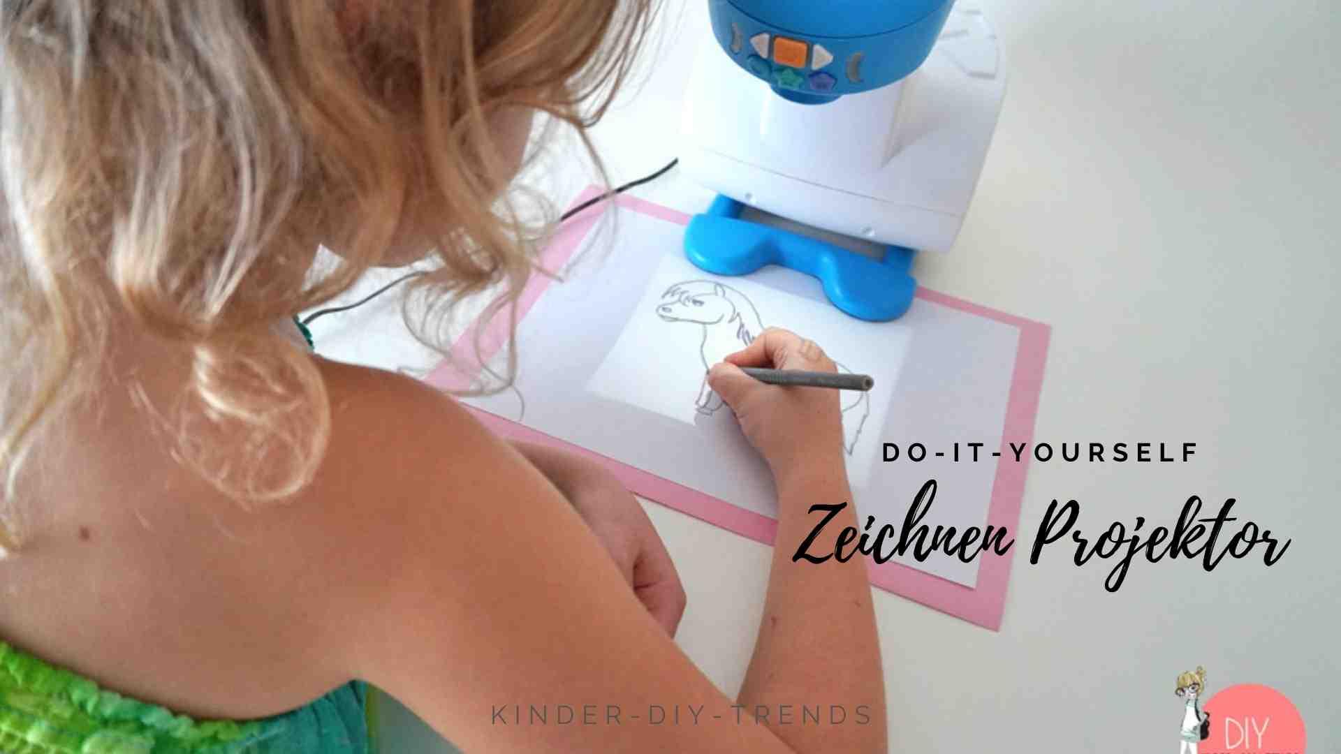 Kreative Geschenkideen für Kinder: Zeichnen lernen mit Zeichnen Projektor Smart Sketcher