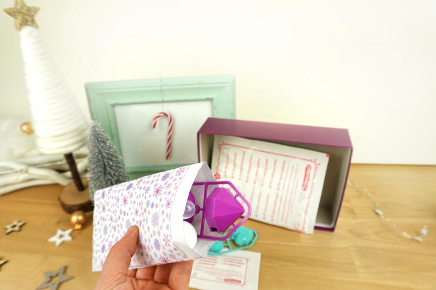 Adventskalender selber basteln - Vorlage & Geschenkideen mit MIFUS & Rofu Kinderland: Lippenstift selber machen - Experiment Geschenkidee für Mädchen