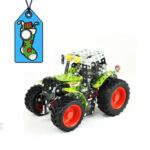 Metallbauset Traktor