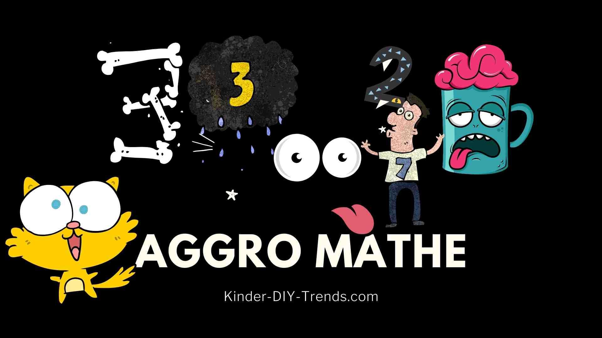 AGGRO MATHE - Mathematik lernen in der Homeschooling Zeit auf andere Art