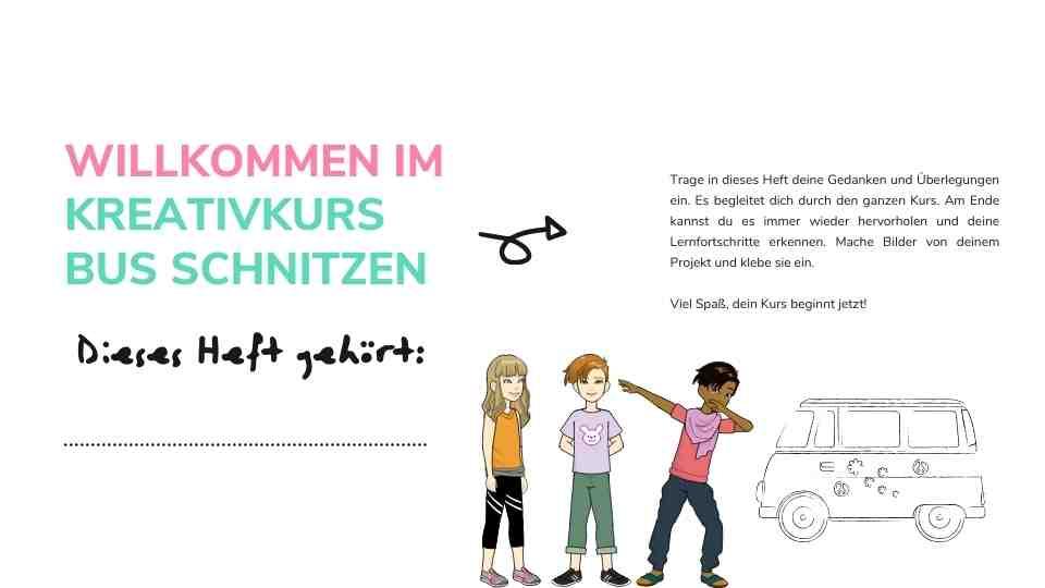 Onlinekurs Kreativkurs Schnitzen E-Book Seite 3