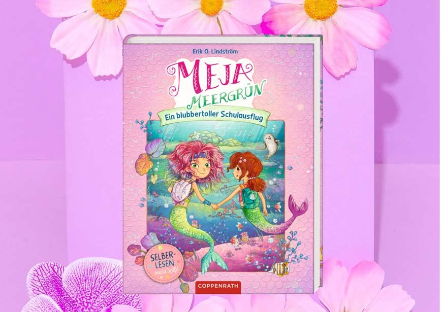 Meja Meergrün, Coppenrath Verlag, Buch für Erstleser