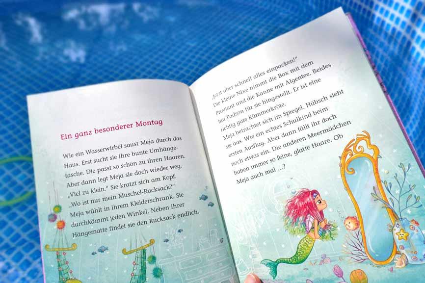 Meja Meergrün Coppenrath Blick ins Buch