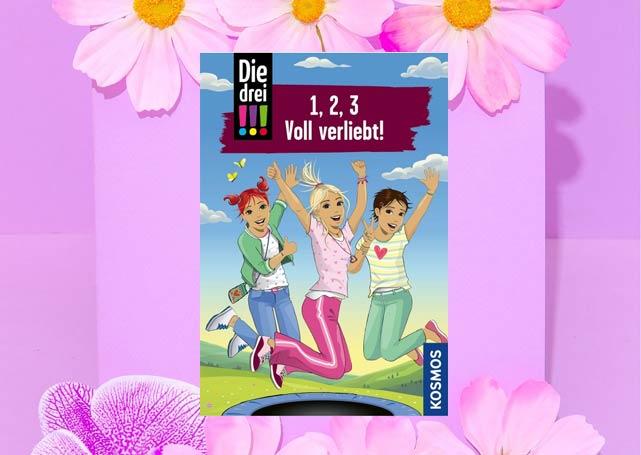 Die drei !!! Voll verliebt, KOSMOS Verlag