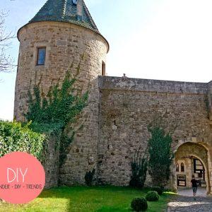 Familienausflug ins Kloster Bebenhausen