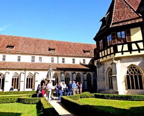 Kloster Anlage aus dem Mittelalter für Familienausflug