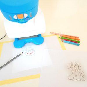 Aufbauanleitung Smart Sketcher Teil 3