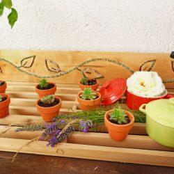 Urban Gardening DIY mit Bosch Power Tools Dremel - Balkon DIY