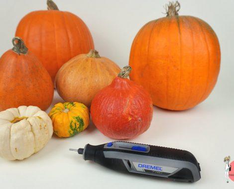 Kinder-DIY-Trends-Bosch-Power-Tools-Dremel-LITE-Kürbis-schnitzen-und-fräsen-Halloween-Kürbisse