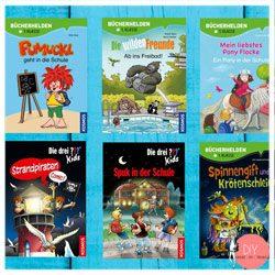 Buchtipp Kinderbücher für Leseanfänger