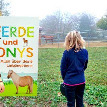 Bilderbuch mit Lexikon