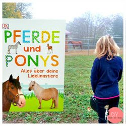 Buchtipp Pferde und Ponys