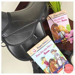 Buch Rezension Pferdebücher Mühlental und Pferde Freundebuch