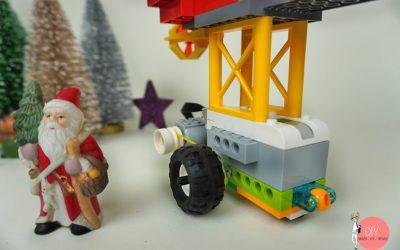 Roboter Auto als Nikolaus Schlitten bauen