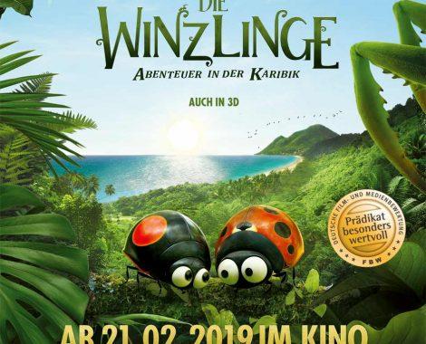 """Kinostart """"Die Winzlinge - Abenteuer in der Karibik"""" Blogger DIY"""
