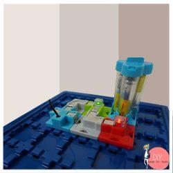 Anleitung Experimentierkasten Elektronik oder Spiel Circuit Maze