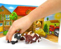 FIMO Bastelset Farm als DIY Idee