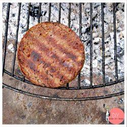 Anleitung Rezept Schland Burger BBQ