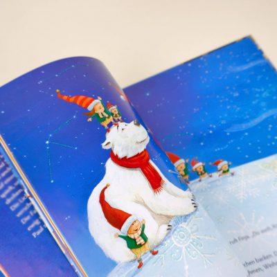 Das Magische Weihnachtskarussell - ein Bilderbuch zu Weihnachten