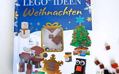 Buch LEGO Weihnachten - mit Bauanleitungen und Beispielen