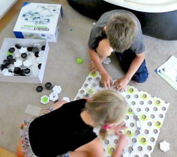 Spielen und lernen - Kinder fördern in MINT Themen