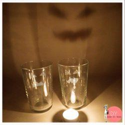 Anleitung Gespenster Experiment Halloween