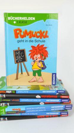 uchtipps Kinderbücher zum Lesen lernen für Erstleser und Leseanfänger von KOSMOS