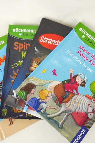 Gewinnspiel Buchpaket für Erstleser