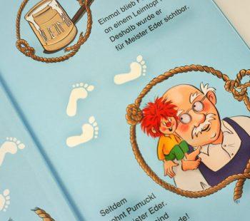 Pumuckl geht in die Schule - Kinderbuch für Erstleser