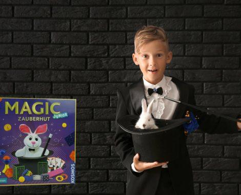 Kinder können selber zaubern