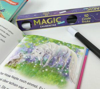 Zauberhafte Geschichten mit Pony und Einhorn Sternenschweif