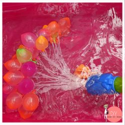 Ideen für den Kindergeburtstag - Spiele draußen