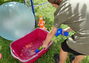 Tipps und Spielideen für den Kindergeburtstag im Garten