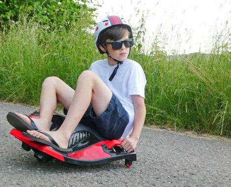 Elektrofahrzeug für Kinder Nighthawk