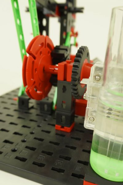 Brennstoffzelle Experiment: Mit Brennstoffzelle Motor Antrieb bauen